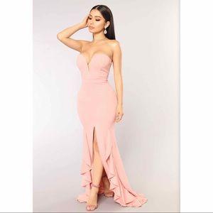Fashion Nova Perfect Night Mermaid Formal Dress